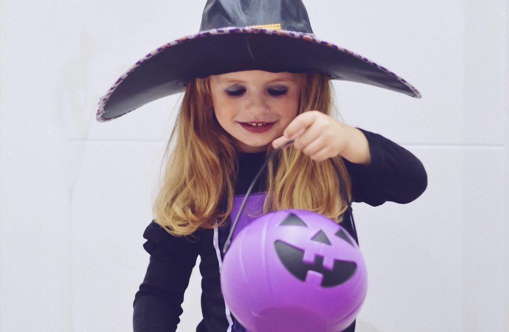 Disfraz de Halloween + Miedo a las aglomeraciones