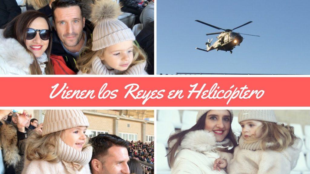 Los Reyes viene en Helicóptero | YOUTUBE