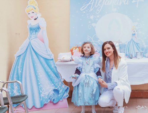 Cumpleaños princesa DISNEY #Cinderella